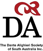 Dante Alighieri Society of SA